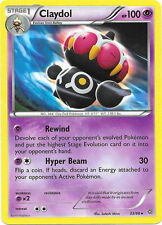 CLAYDOL 33/98 - XY ANCIENT ORIGINS POKEMON RARE CARD - IN STOCK