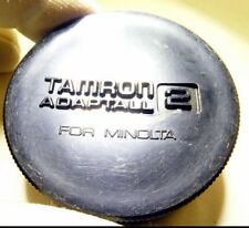 Tamron MD bayonet lens mount Rear Lens Cap for Minolta MC MD manual focus