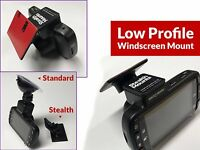 StealthMounts Low Profile Windscreen Mount for Nextbase Dash Cam 112 212 Sucker
