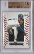 2000 Upper Deck Ovation Japan Daisuke Matsuzaka Rookie Graded BGS 9.5