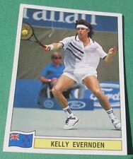 N°72 KELLY EVERNDEN NOUVELLE-ZELANDE NEW ZEALAND ATP TOUR TENNIS 1992 PANINI 92