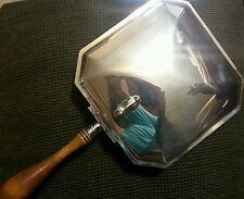 F.B. Rogers Silver Co. 386 Silverplate Crumb Catcher