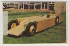 1929 'Golden Arrow'  Motor Car Automobile  Vintage Ad Card