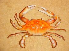 "6"" Crab Wall Decor Tropical Fish Bath Beach Nautical Aquatic Ocean Spa Aquarium"