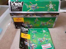 K 'nex - 70 modelo conjunto de construcción-Caja