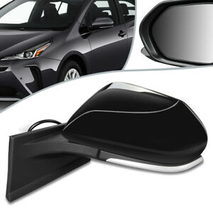 Fit 16-20 Toyota Prius Folding Powered+ Heated Side Door Mirror Left TO1320354