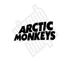 Artic Monkeys vinyl sticker decal cd car logo skin mac ipad am