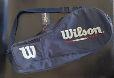 WILSON STAFF Large 2 Compartment Tennis Racquet Bag