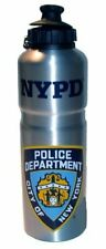 NYPD Water Bottle Metal Aluminum Officially Licensed by The New York City...