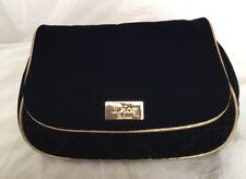 DIOR Parfums Black Velvet Makeup/Clutch Bag / Handba
