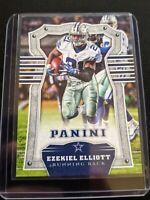 2017 Panini Football #32 Ezekiel Elliott Dallas Cowboys MINT