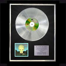 VISAGE (STEVE STRANGE) FADE TO GREY CD PLATINUM DISC VINYL FREE SHIPPING TO U.K.