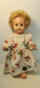 "Vintage Chiltern 12"" Doll"