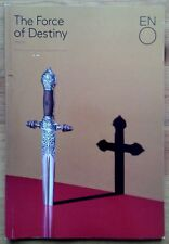 The Force of Destiny programme English National Opera (ENO) 2015 Tamara Wilson
