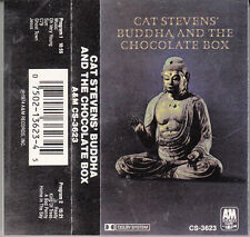 "K 7 AUDIO (TAPE) CAT STEVENS  ""BUDDHA AND THE CHOCOLATE BOX"""