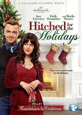 JM DVD movie  HITCHED FOR THE HOLIDAYS  joey lawrence, marilu henner - Hallmark