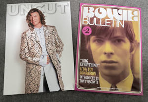 UNCUT Magazine December 2021 + Free CD & Gift Posterzine - Bowie Special - NEW