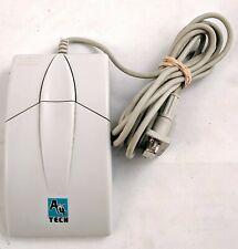 Rare vintage A4Tech mouse PRO-7 Serial Port AT RS-232 DB9 com port mouse mice