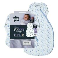 Tommee Tippee Grobag Newborn Snuggle Baby Sleep Bag, 3-9m 1.0 Tog - Planet Earth