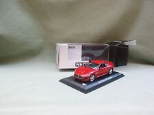 MASERATI GRANTURISMO MC STRADALE ROUGE WHITEBOX 1/43