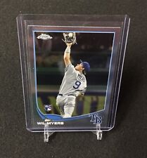 Wil Myers Rookie 2013 Topps Chrome card 16 Rays RC Padres