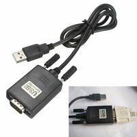 Popular RS232 Serial to USB 2.0 PL2303 Cable Adapter Converter for Win 7 8 10 6O