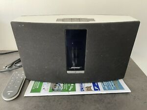 Bose SoundTouch 20 Series III Wireless Music System -Black/White Perfect Speaker