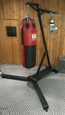 Boxing Punch Bag with Freestanding Stand including Speed Ball