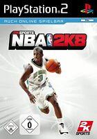 NBA 2k8 - Basketball für Sony Playstation 2 Ps2 Neu/Ovp/Deutsch