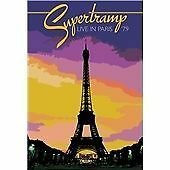 Supertramp - Live in Paris '79 (Live Recording/+DVD, 2012)
