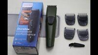 Phillips 1000 Electric Hair Trimmer Shaver Cutter Men Kit Beard Body Groomer