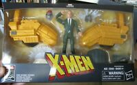 """Marvel Legends 6"""" Professor X Hover Chair New Sealed Mint Ultimate Riders X-Men"""