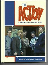 THE ACTION - SHADOWS & REFLECTIONS - THE COMPLETE RECORDINGS '64 to '68 - 4CD