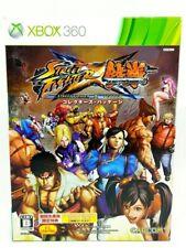 Microsoft XBOX 360 - Street Fighter X Tekken Edicion Limitada Japan Version