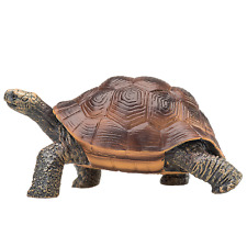 Mojo GIANT TORTOISE Wild zoo animals play model figure toy plastic forest jungle