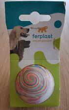 Balle Ferplast jouet caoutchouc souple pour chien PA 6030 neuve
