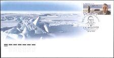 Russia 2010 e K federov/polari Explorer/Artico/piano/Base/trasporto 1v FDC n30328