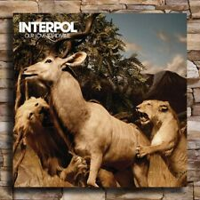 X371 Interpol Our Love to Admire Rap 2020 Mixtape Fabric Poster 32 24x24