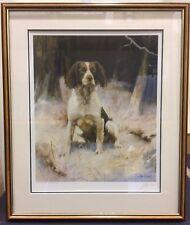 John Trickett - Springer III 1988 - Framed
