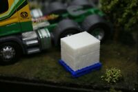 1:50 scale 10 x Concrete Blocks & Pallets For lorry loads, Dioramas