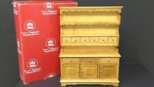 Miniature Dollhouse Town Square Cupboard Cabinet