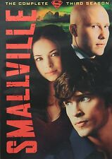 Smallville ~ Complete 3rd Third Season 3 Three ~ BRAND NEW 6-DISC DVD SET