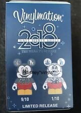 2018 Walt Disney World Vinylmation Eachez Mickey SEALED BLIND BOX NEW UNOPENED