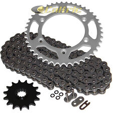 O-Ring Drive Chain & Sprockets Kit Fits SUZUKI DR350 1994-1999 / DR-Z400S 00-17