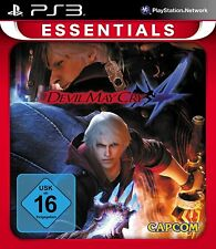 PS3 Spiel Devil May Cry 4 [Essentials] NEUWARE