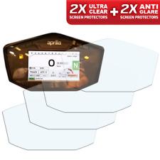 4 X APRILIA RSV4 RR/RF 2017 > tablero de instrumento// Speedo protector de pantalla