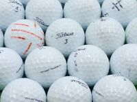 Titleist NXT TOUR S x 25 - PEARL / GRADE A - Lake Golf Balls from Ace Golf Balls