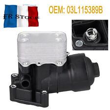 Filtre à Huile Boîtier+refroidisseur Pour AUDI A3 VW Golf Seat Altea 03L115389C