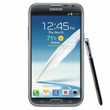 Noir- Samsung Galaxy Note 2 II GT-N7100 -16 Go(Débloqué) Smartphone Mobile