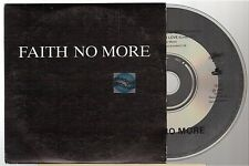 FAITH NO MORE woodpecker from mars (live) CD PROMO france only card sleeve